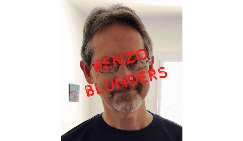 Benzo Blunders: A response to columnist Dr. Greg Smith at the Aiken Standard