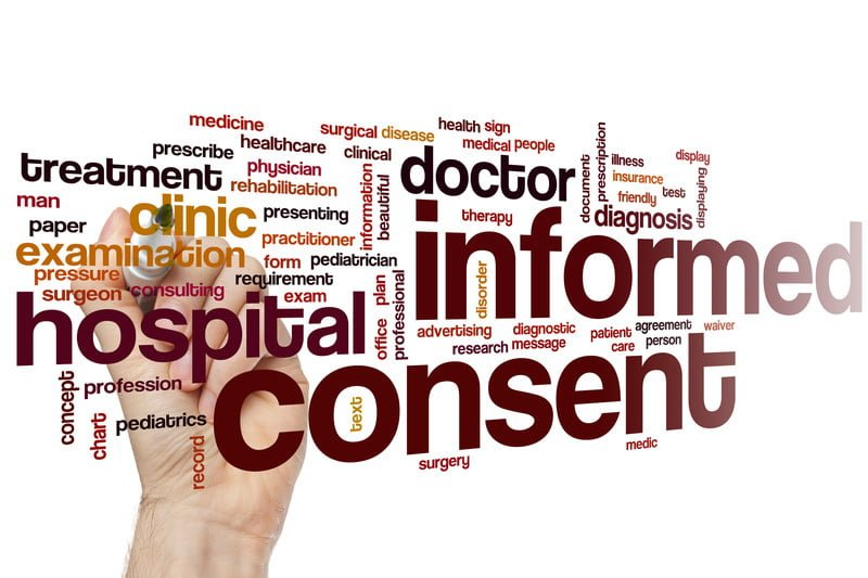 Informed Consent for Benzodiazepine Prescription