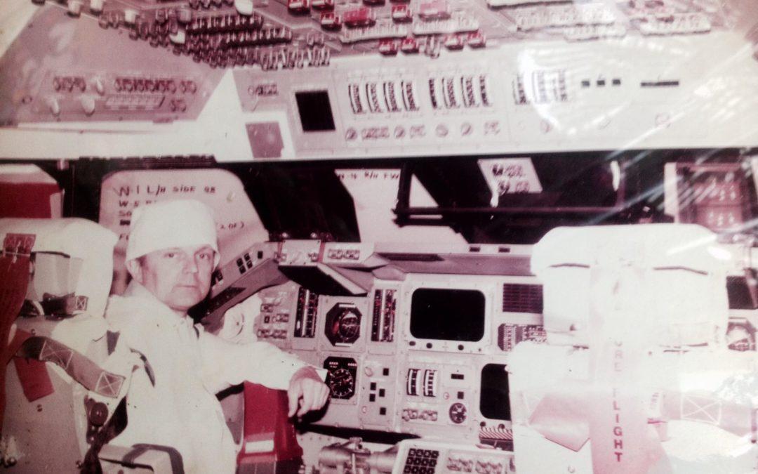 Elderly Former NASA Analyst's Protracted Lorazepam Injury