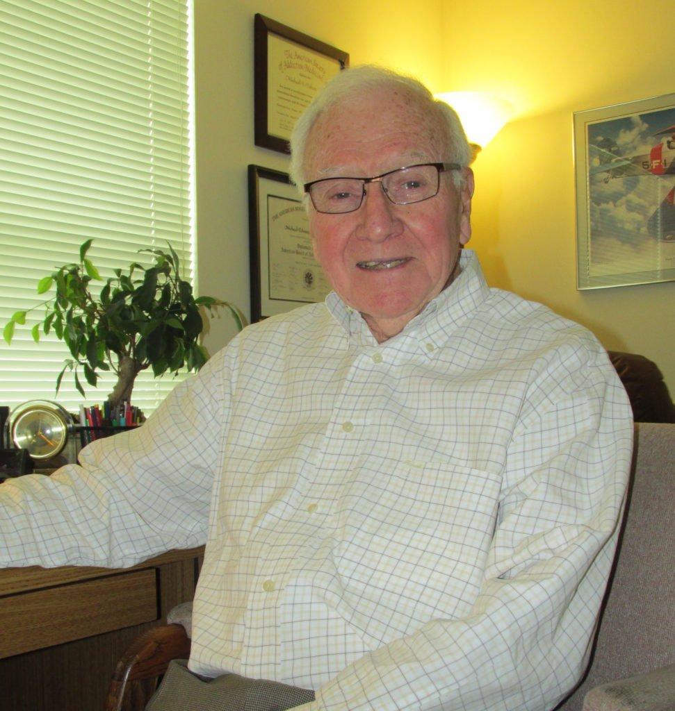 Michael E. Bohan, M.D.