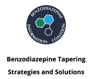 Benzodiazepine Tapering Strategies and Solutions