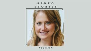 Benzo Stories: Allison