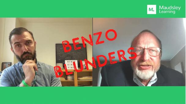 """Benzo Blunders: Braincast with """"Pospo"""" and Professor Edward K. Silberman, on Benzodiazepines"""