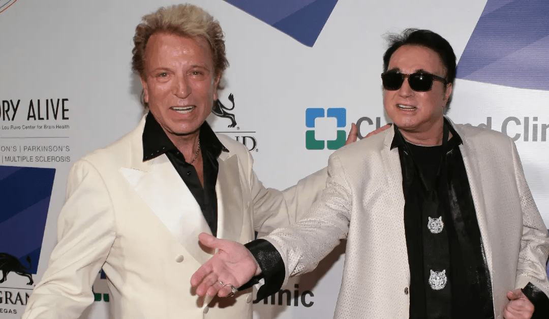 Benzo Bulletin: 'Siegfried & Roy' Star Roy Horn's Death Due To More Than Just COVID-19, Illusionist's Final Days Examined In REELZ Documentary